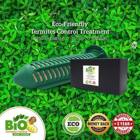 bio termites bite